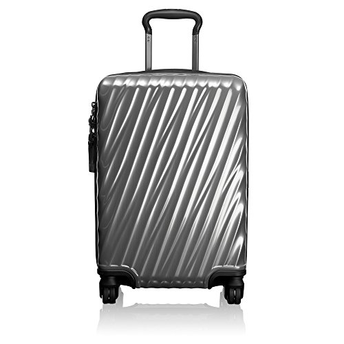 [トゥミ] スーツケース 公式 正規品 19DEGREE インターナショナル・キャリーオン 機内持込可 保証付 35.0L 54.5cm 3.3kg 0228660 SLV2 シルバー