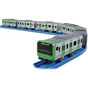 プラレール いっぱいつなごう E235系 山手線