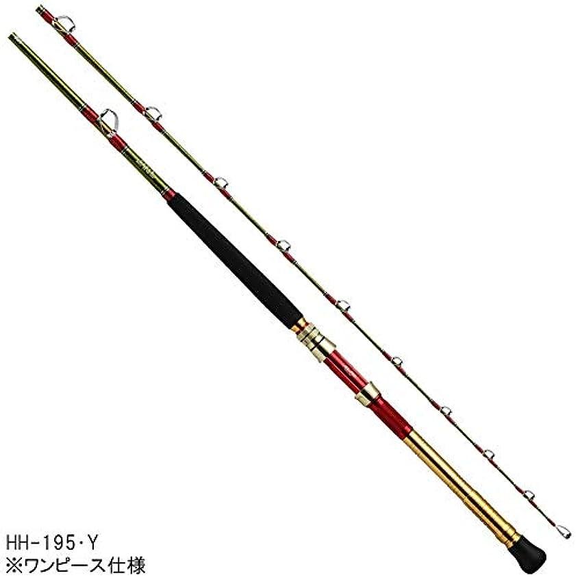 審判フェザー縞模様のダイワ(DAIWA) ゴウインブル GS HH-195?Y