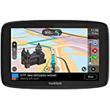 TomTom Car Sat Nav GO Supreme 6 Inch with Updates via Wi-Fi, Traffic and Speedcam Warnings, World Maps, Last Mile Navigation and IFTTT