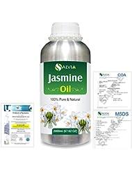 Jasmine (Jasminum Grandiflorum) 100% Natural Pure Essential Oil 2000ml/67 fl.oz.