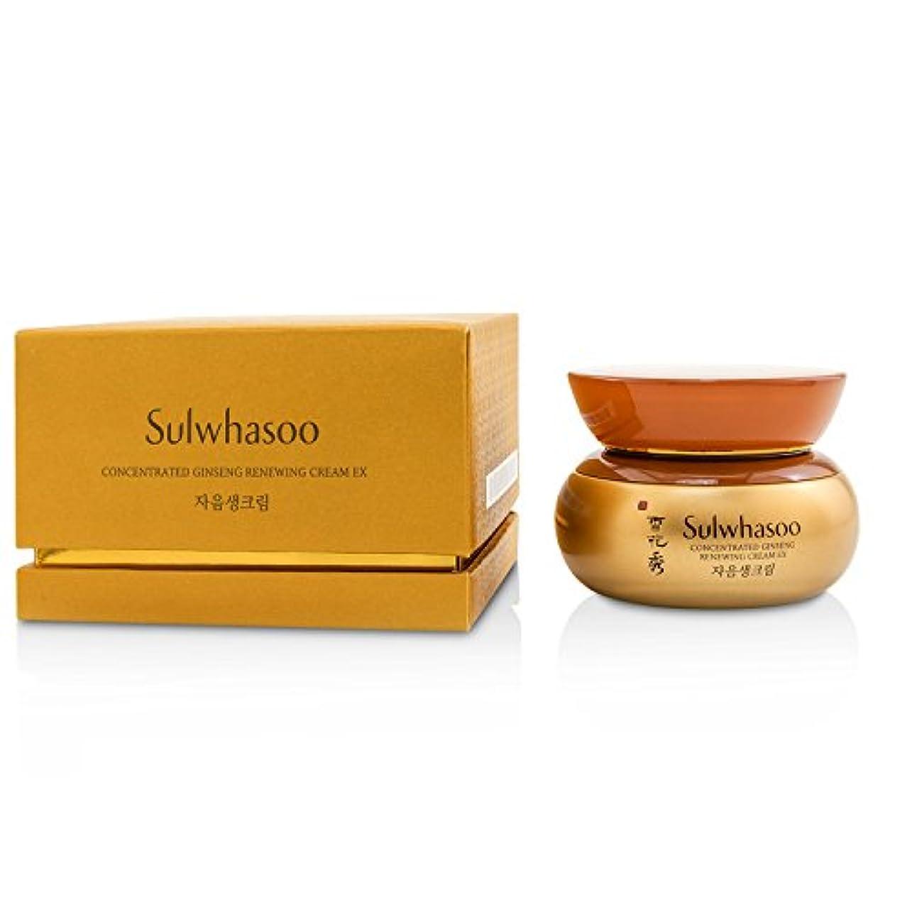 お茶降下逸脱ソルファス Concentrated Ginseng Renewing Cream EX 60ml/2.02oz並行輸入品