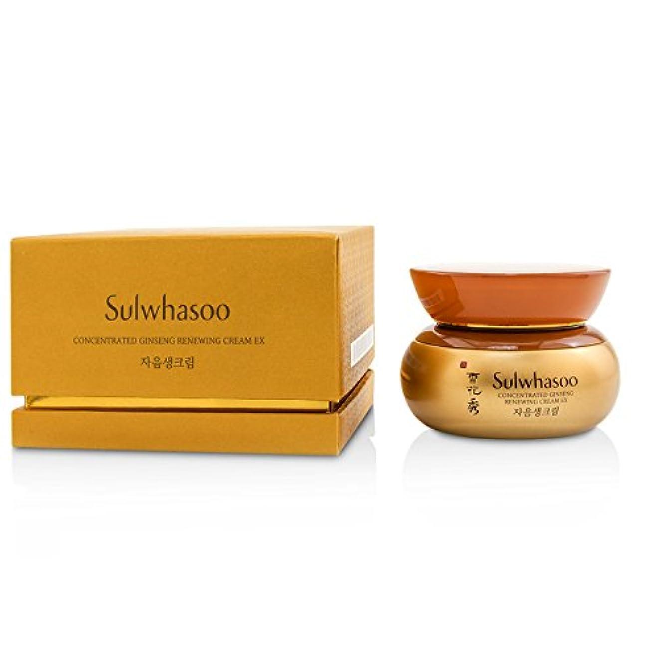農村ウルル独立してソルファス Concentrated Ginseng Renewing Cream EX 60ml/2.02oz並行輸入品