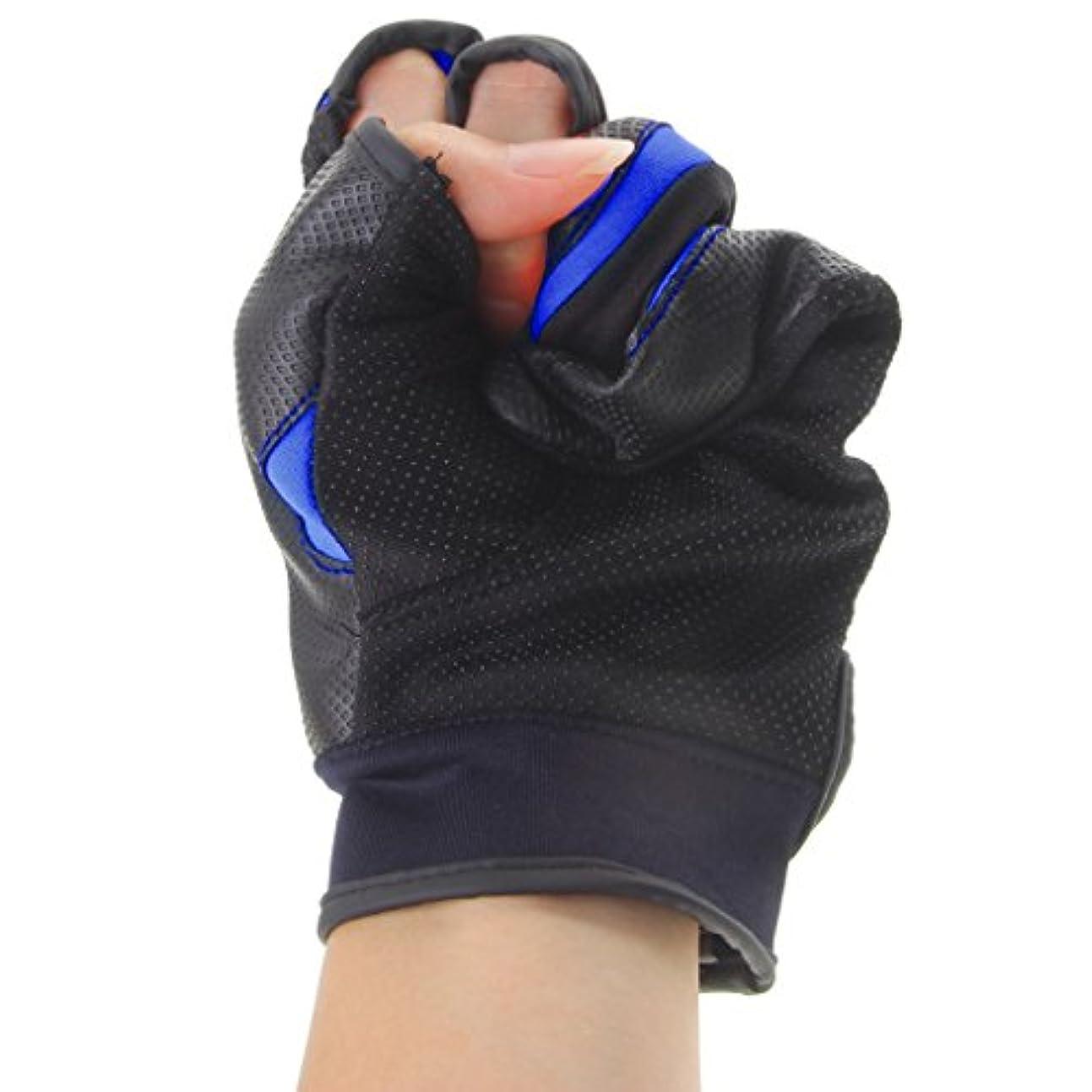 矩形抑止する良さBaosity ネオプレン製 弾性 防水性 アウトドア 釣り 乗馬 滑り止め グローブ 手袋 通気性 全3色