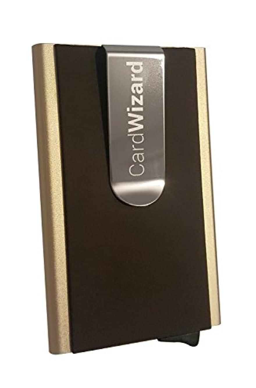 とげ湿度細部CardWizard ACCESSORY メンズ カラー: ゴールド