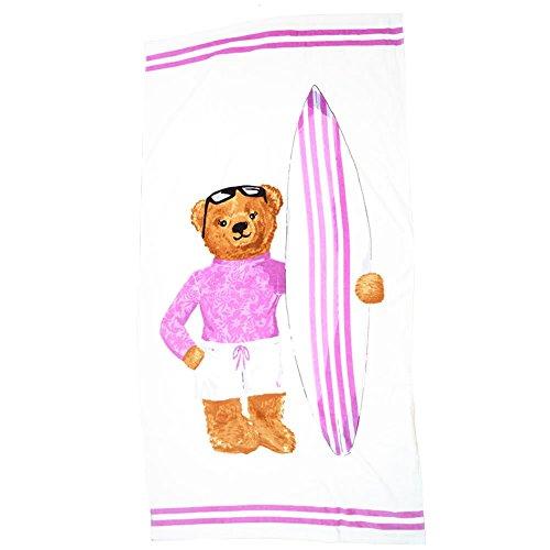 ポロ ラルフローレン (Polo Ralph Lauren) 611710073 BEAR BEACH TOWEL サー...