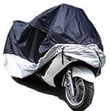 バイク 車体 カバー 各種サイズあり 雨風雪から愛車を守る (XL)