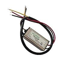 F Fityle LEDドライバ 電源トランス RGB 防水電源 PL-WP-600-36N