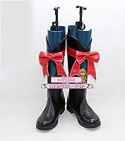 【サイズ選択可】女性23.5CM★コスプレ靴 ブーツ★252498★ラブライブ! Love Live!★KiRa-KiRa Sensation!★矢澤にこ やざわ にこ