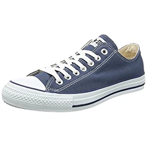 [コンバース] CONVERSE CANVAS ALL STAR OX NAVY (ネービー/US3(22cm))