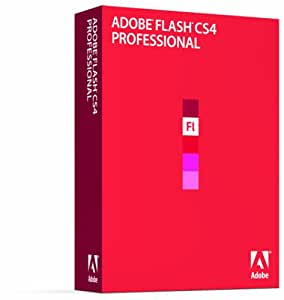 Adobe Flash CS4 Professional (V10.0) 日本語版 Macintosh版 (旧製品)