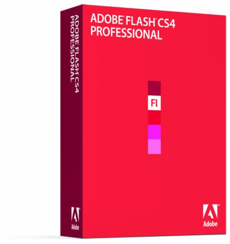 Adobe Flash CS4 Professional (V10.0) 日本語版 Windows版 (旧製品)