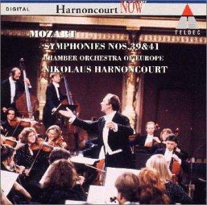 モーツァルト:交響曲第39番&第41番「ジュピター」
