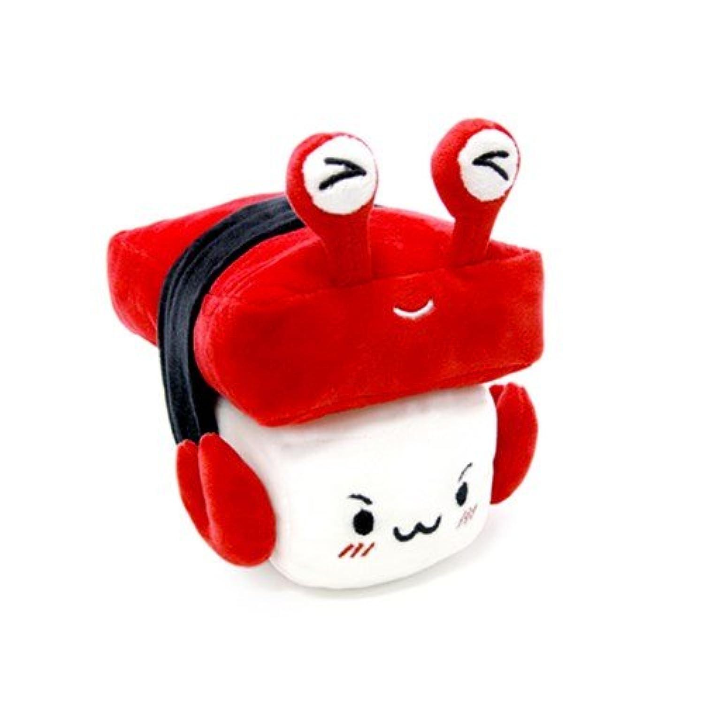 Character Cushion Toy - CHOBA Blue Crab 15cm