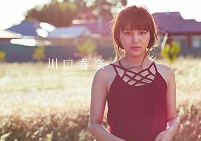 川口春奈CALENDAR2017 ([カレンダー])