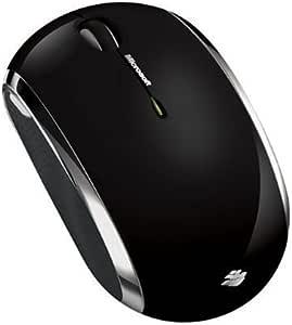 マイクロソフト ワイヤレス ブルートラック マウス Wireless Mobile Mouse 6000 ピアノ ブラック MHC-00011