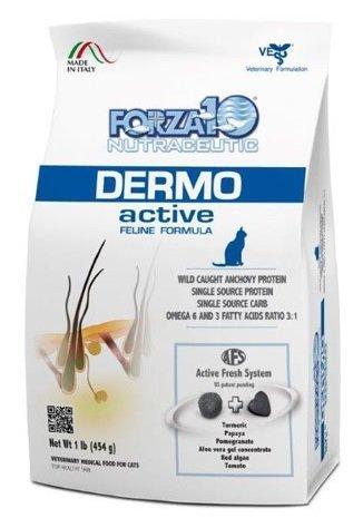 フォルツァ10 キャット デルモアクティブ 皮膚 454g