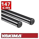 【USヤキマ・正規輸入代理店】 YAKIMA ベースラック/ルーフラック用 クロスバー2本セット ※147cm
