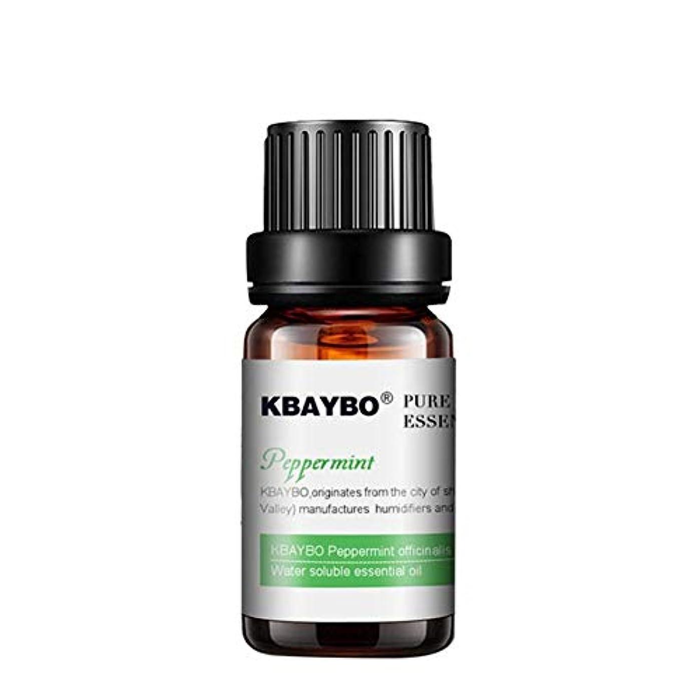 アロマテラピー 10ml ミント ラベンダー エッセンシャルオイル ナチュラル アロマ 植物 フレグランスランプ 加湿器 水溶性 香り