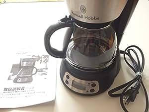 ラッセルホブス コーヒーメーカー 5カップ 7610JP