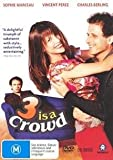 3 Is a Crowd (Pal/Region 4) [DVD] [Import]