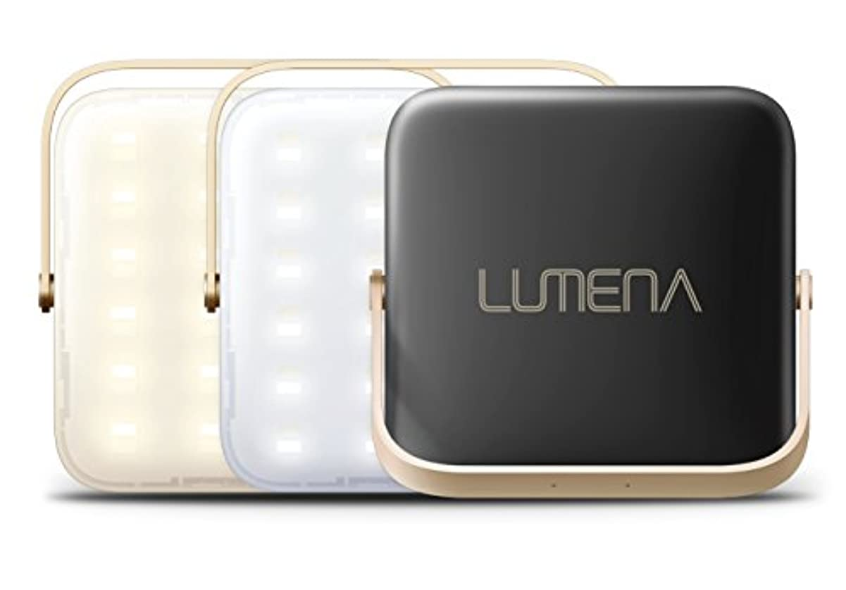 小間オーガニック小人NNINE LUMENA(ルーメナー)7 LEDランタン 最大1300ルーメン 充電式