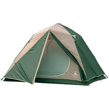 キャプテンスタッグ キャンプ用品 テント CS クイックドーム200UV キャリーバッグ付 [2-3人用]M-3136