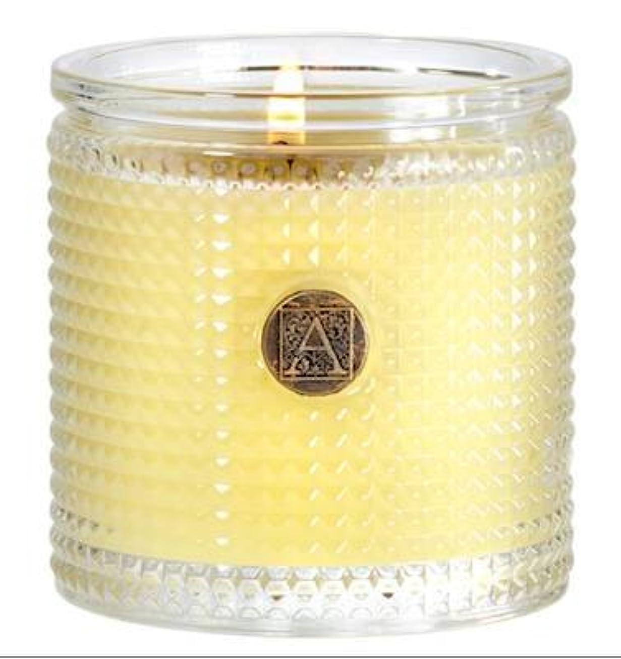 ふりをする仲間、同僚理解するSorbet Textured Glass Candle, 160ml by Aromatique (1)