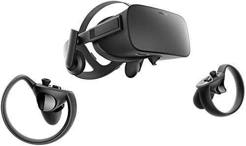 Oculus Rift オキュラス リフト (Oculus Touch 同梱版) [並行輸入品]