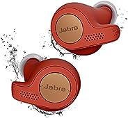 Jabra 完全ワイヤレスイヤホン Elite Active 65t コッパーレッド Alexa対応 BT5.0 マイク付 防塵防水IP56 2台同時接続 2年保証 北欧デザイン 【国内正規品】 100-99010001