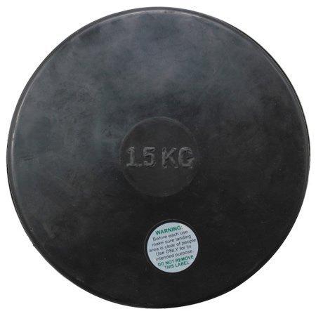 [해외]LINDSPORTS 고무 원반 2kg (검정 없음)/LINDSPORTS Rubber disc 2 kg (without certification)