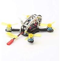 Saikogoods ドローン LDARC Fly卵の形 130 V2 5.8G Micro ミニ ブラシレスモーター FPV 130mW 16CH VTX 空撮カメラ付き OSD PNP Versio