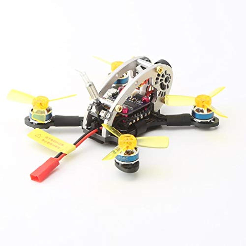 Saikogoods ドローン LDARC Fly卵の形 100 V2 5.8G Micro ミニ ブラシレスモーター FPV RX2A PRO受信機 VTX 空撮カメラ付き OSD PNP Version