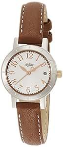 [ingene]アンジェーヌ 腕時計 日常生活用防水 AHJT419 レディース