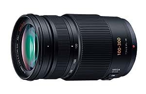Panasonic 望遠ズームレンズ マイクロフォーサーズ用 ルミックス G VARIO 100-300mm/F4.0-5.6 /MEGA O.I.S. H-FS100300