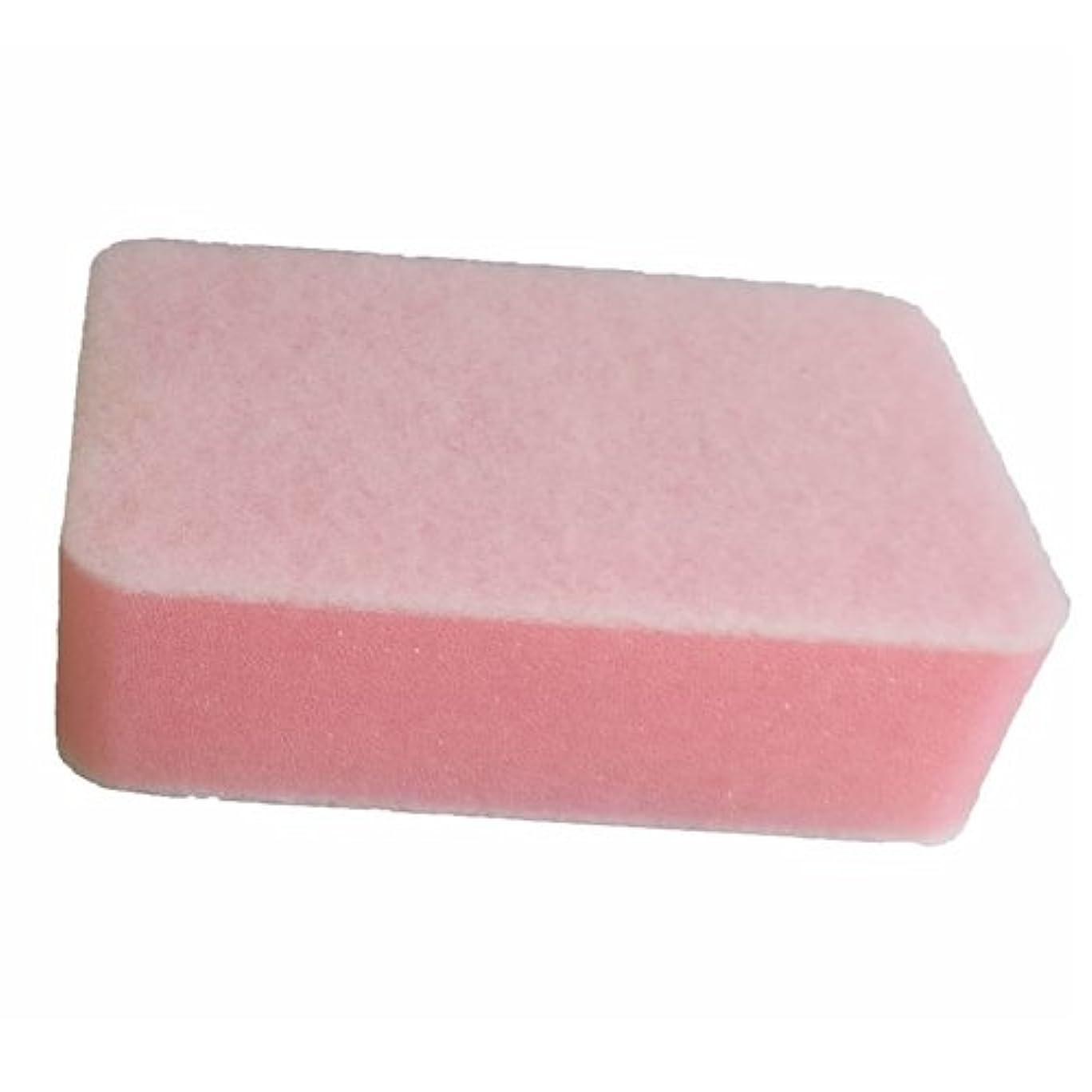 登る賢い自宅でバススポンジ フロピカ ピンク