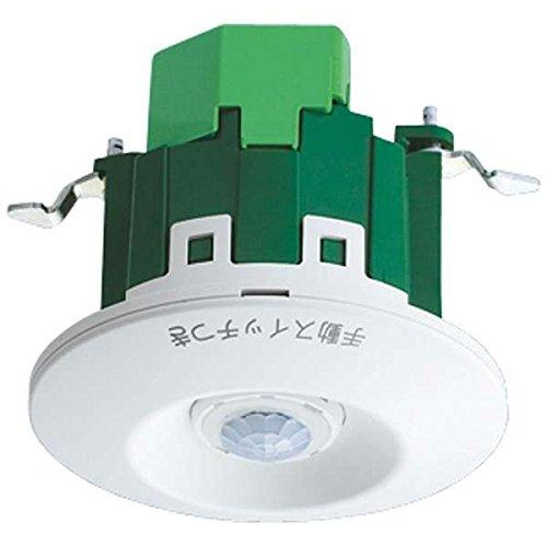 RoomClip商品情報 - Panasonic 天井取付熱線センサ付自動スイッチ(親器)ホワイト WTK2411K