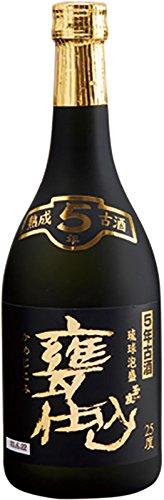 泡盛 玉友 甕仕込み 5年古酒 5年 25度 720ml 石川酒造場