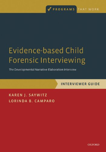 importance of empirically based evidence in investigative psychology Association (apa) policy on evidence-based practice, is built upon unexamined empiricist assumptions of evidence that are biased toward sensory observable criteria of evidence thus, it fails to consider non-empirical methods and practices (eg, qualita.