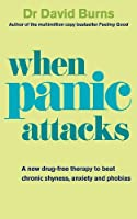 When Panic Attacks: A New Drug-Free Therapy to Beat Chronic Shyness, Anxiety and Phobias by David D. Burns(2010-08-01)