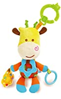 Baby Toys - B Kids - Take Along Activity Toy- zuzu Games Kids New 004661