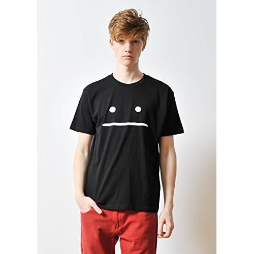 ( グラニフ ) graniph ベーシック Tシャツ / ビューティフルシャドー ズーム ( ブラック ) M