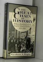 The Great Chain of History: William Buckland and the English School of Geology, 1814-1849