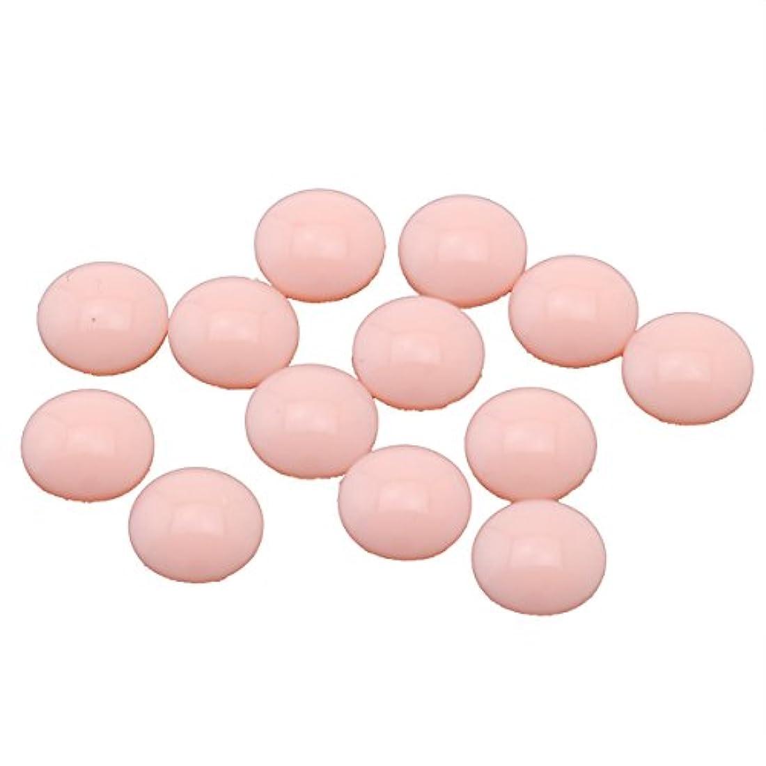 旧正月スタイル金属<エトゥベラ>スモークストーン ラウンド 4mm(各30個) ピンク(4mm)