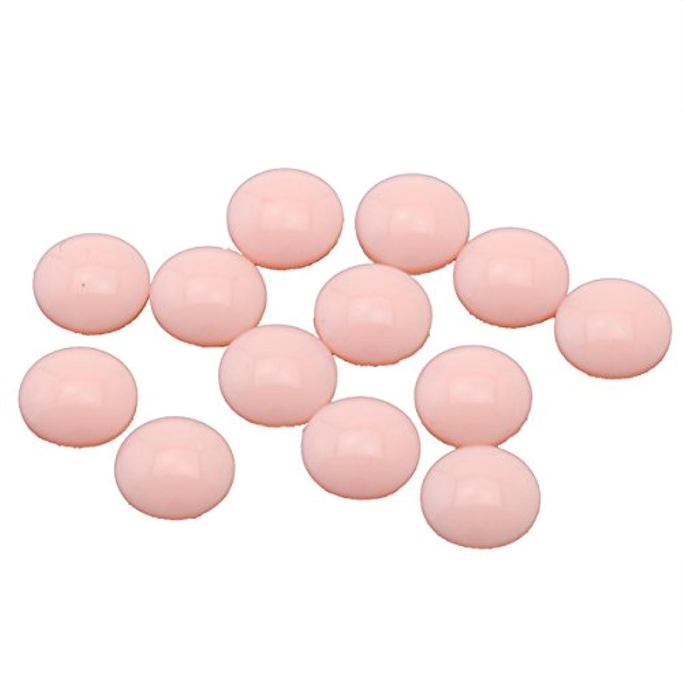 眠る船形革命<エトゥベラ>スモークストーン ラウンド 4mm(各30個) ピンク(4mm)