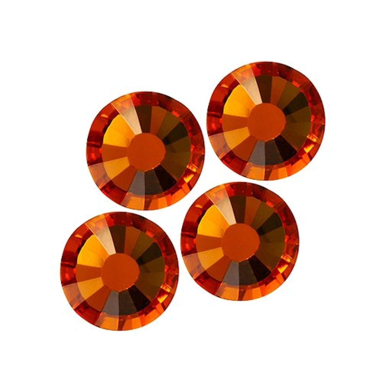 恐ろしいポータブルスーパーマーケットバイナル DIAMOND RHINESTONE トパーズSS8 720粒 ST-SS8-TPZ-5G