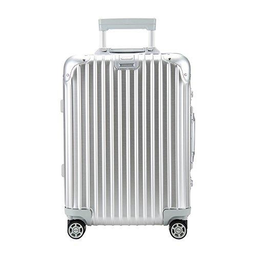 RIMOWA リモワ トパーズ 923.52.00.4.00 【4輪】 スーツケース マルチ TOPAS シルバー Cabin MultiWheel IATA 32L