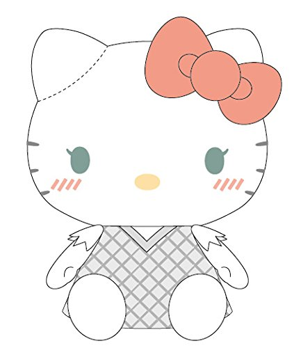 ユーリ!!! on ICE×サンリオぬいぐるみS ハローキティ