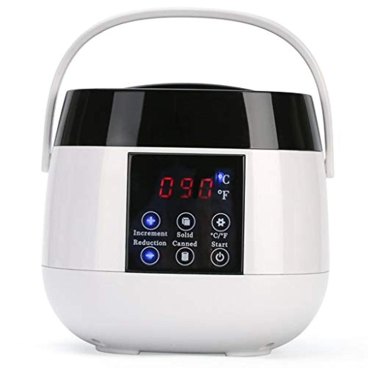 ハンマー送料発動機LEDディスプレイハードワックスワックスアプリケーターは、インテリジェント温度ワックスウォーマーワックスがけアプリケーターコントロールシステム、ワックスがけアプリケータースティック