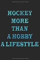 EISHOCKEY NOTIZBUCH: Eishockey Notizbuch die Perfekte Geschenkidee fuer Eishockey oder Hockey Fans. Das Taschenbuch hat 120 weisse Seiten mit Punktraster die dich beim Schreiben oder skizzieren unterstuetzten.